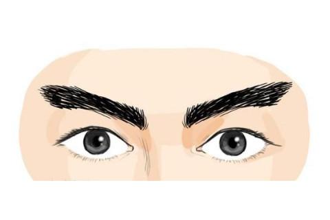 眉毛高于眼睛的男人命运 运势如何