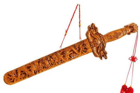 家里摆放桃木剑的禁忌 注意事项有哪些