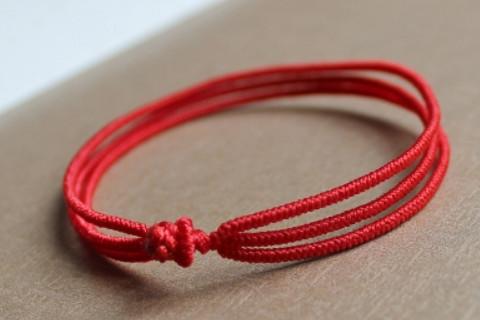 红色绳子戴久有什么忌讳  怎么戴是准确的